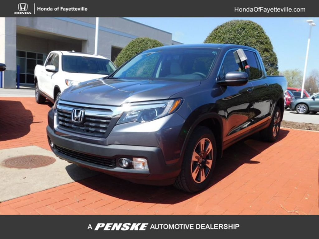 Dealer Video - 2018 Honda Ridgeline RTL-T AWD - 17452954
