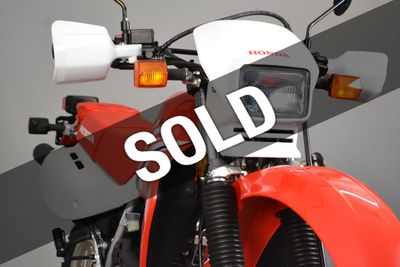 New 2018 Honda XR650 NEW!