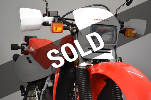 2018 Honda XR650 NEW!