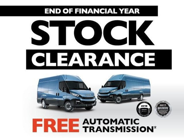 2018 Iveco DAILY 35S13 35s13a8v-10.8 Standard - 17619014 - 17