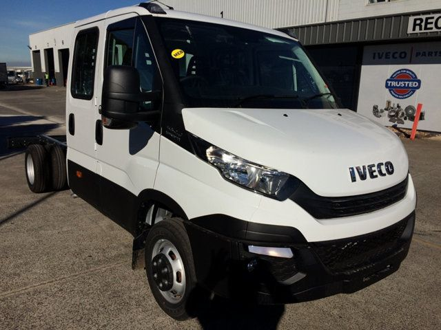 2018 Iveco Daily 50C21 50C21A8D 4x2 - 17619112 - 0