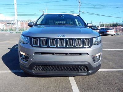 2018 Jeep Compass Latitude - Click to see full-size photo viewer