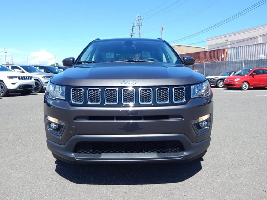 2018 Jeep Compass Latitude - 17868080 - 1