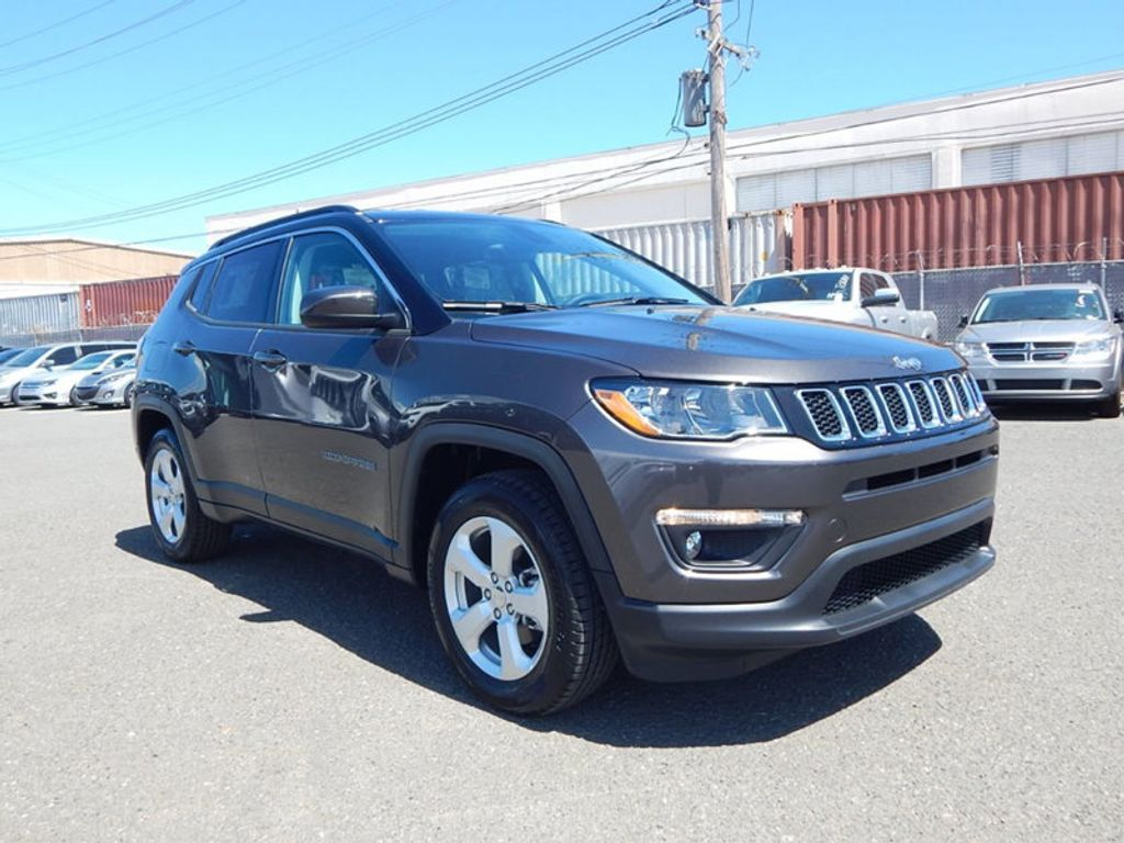 2018 Jeep Compass Latitude - 17868080 - 2