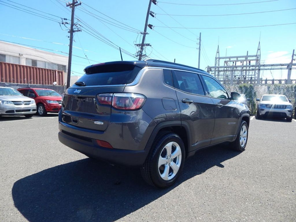 2018 Jeep Compass Latitude - 17868080 - 4