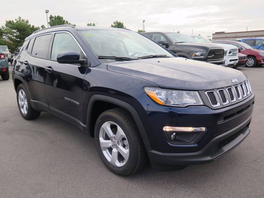 2018 Jeep Compass Latitude FWD - 16833921 - 2