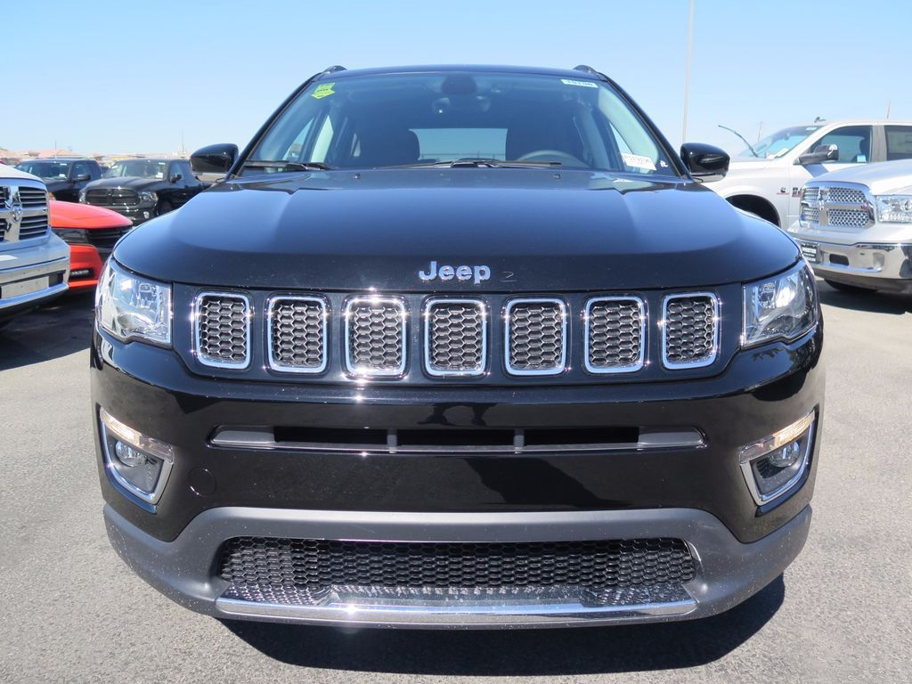 2018 new jeep compass limited fwd at prestige chrysler jeep dodge serving las vegas nv iid. Black Bedroom Furniture Sets. Home Design Ideas