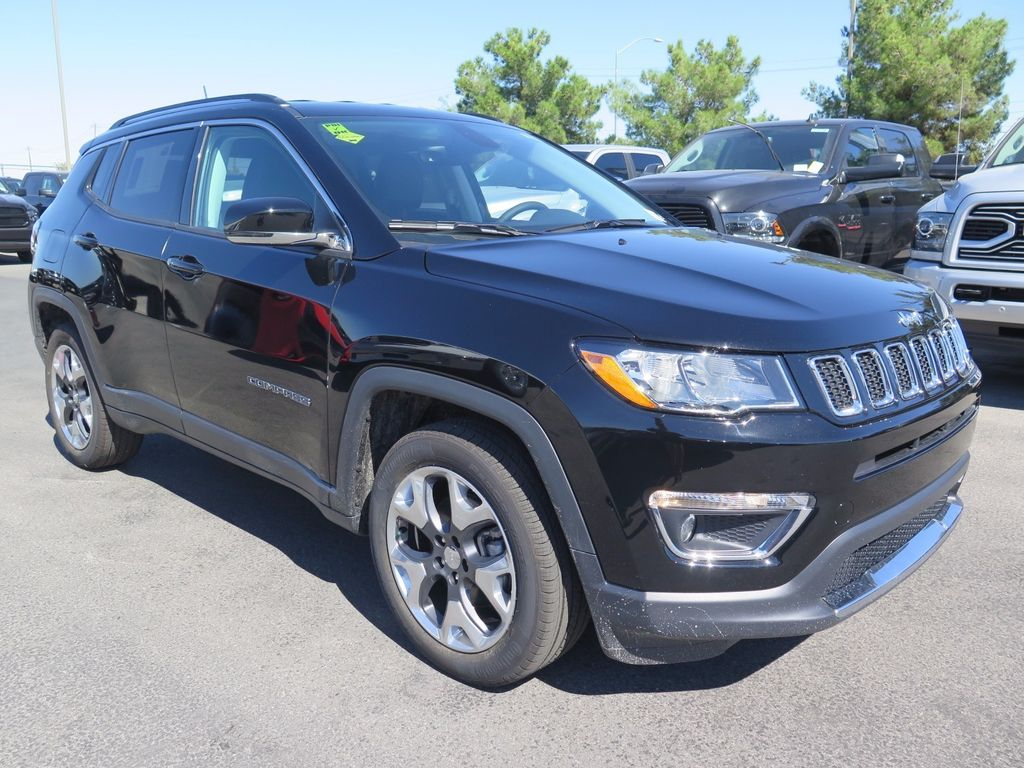2018 Jeep Compass Limited FWD - 16822296 - 2
