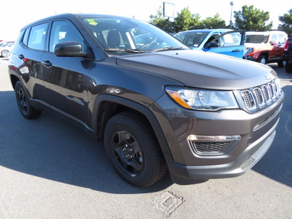 2018 Jeep Compass Sport FWD - 16785493 - 2