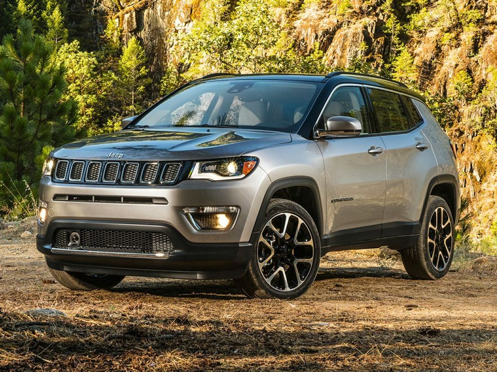 2018 Jeep Compass Sport FWD - 17901086 - 0
