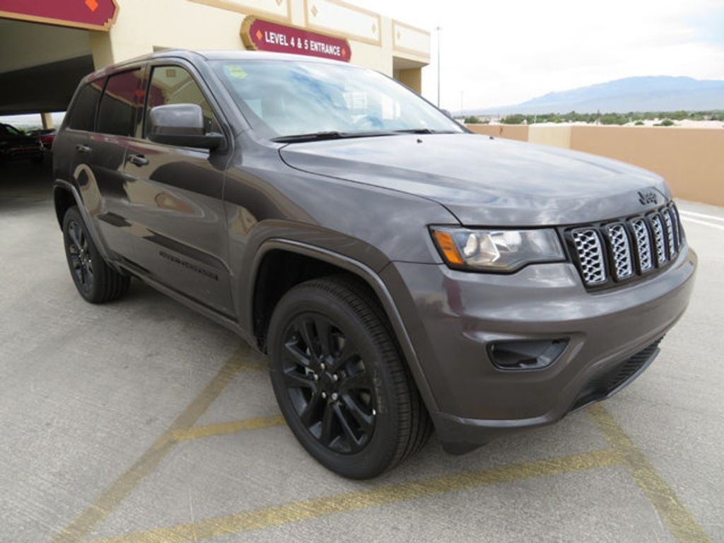 2018 Jeep Grand Cherokee Altitude 4x4 - 16731776 - 2