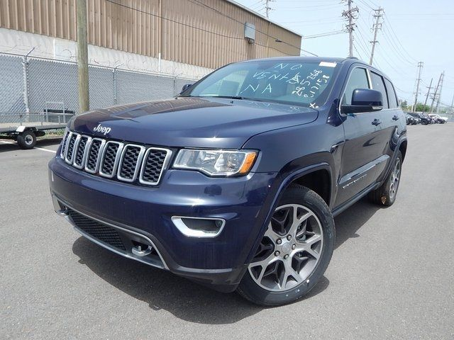 2018 Jeep Grand Cherokee Limited - 18980337 - 0
