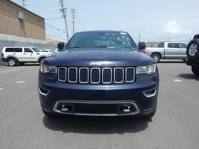 2018 Jeep Grand Cherokee Limited - 18980337 - 1