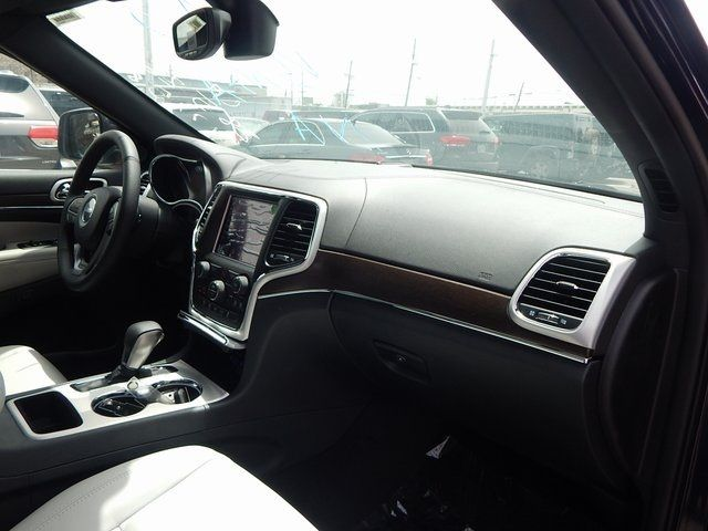 2018 Jeep Grand Cherokee Limited - 18980337 - 19