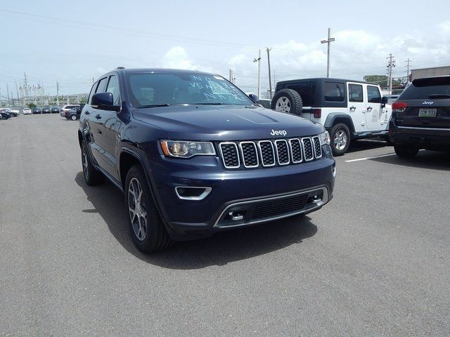2018 Jeep Grand Cherokee Limited - 18980337 - 2