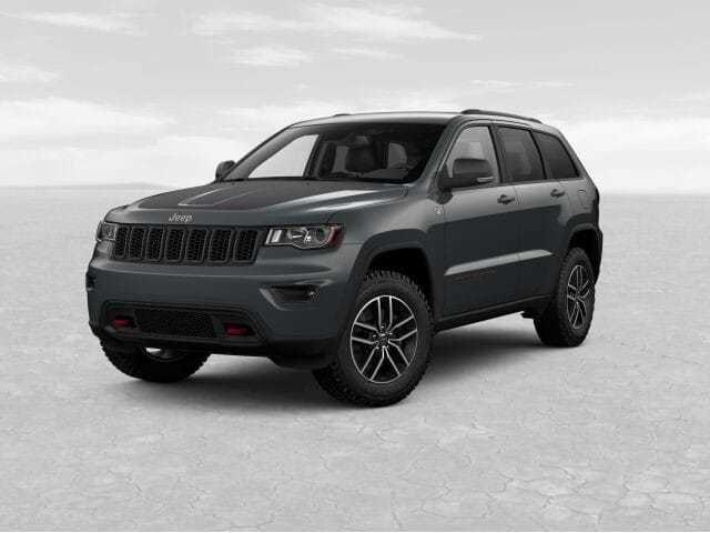 2018 Jeep Grand Cherokee Trailhawk 4x4 17146380 0