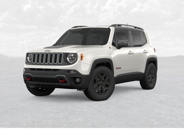 2018 Jeep Renegade Trailhawk 4x4 17602219 0