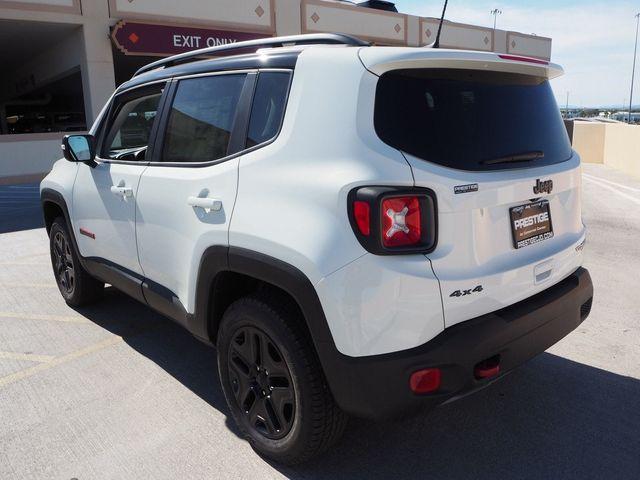 Jeep Dealership Las Vegas >> 2018 New Jeep Renegade Trailhawk 4x4 at Prestige Chrysler Jeep Dodge Serving Las Vegas, NV, IID ...