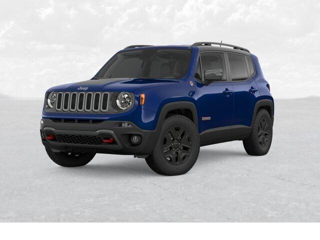 2018 Jeep Renegade Trailhawk 4x4 17602332 0