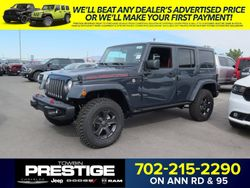 2018 Jeep Wrangler JK Unlimited - 1C4BJWFG8JL815883
