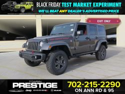 2018 Jeep Wrangler JK Unlimited - 1C4BJWFG6JL815879