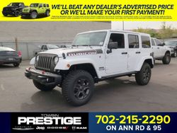 2018 Jeep Wrangler JK Unlimited - 1C4BJWFG4JL815878