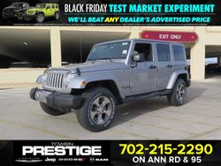 2018 Jeep Wrangler JK Unlimited - 1C4BJWEG8JL815870