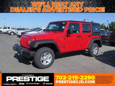 2018 Jeep Wrangler JK Unlimited - 1C4BJWDG3JL818676