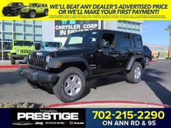 2018 Jeep Wrangler JK Unlimited - 1C4BJWDG5JL815861