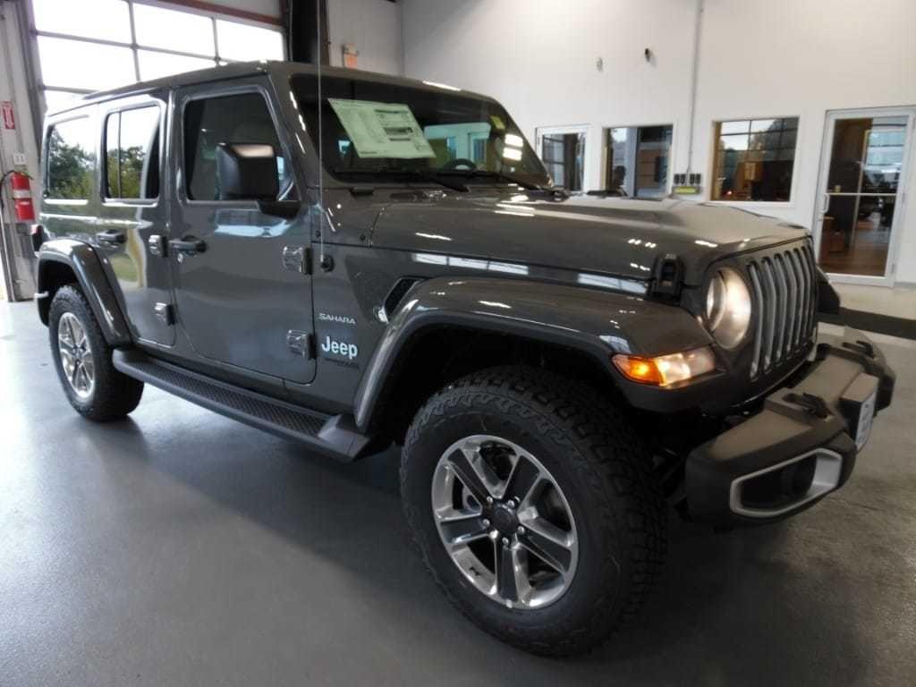 2018 Jeep Wrangler Unlimited Sahara 4x4 - 18033958 - 9
