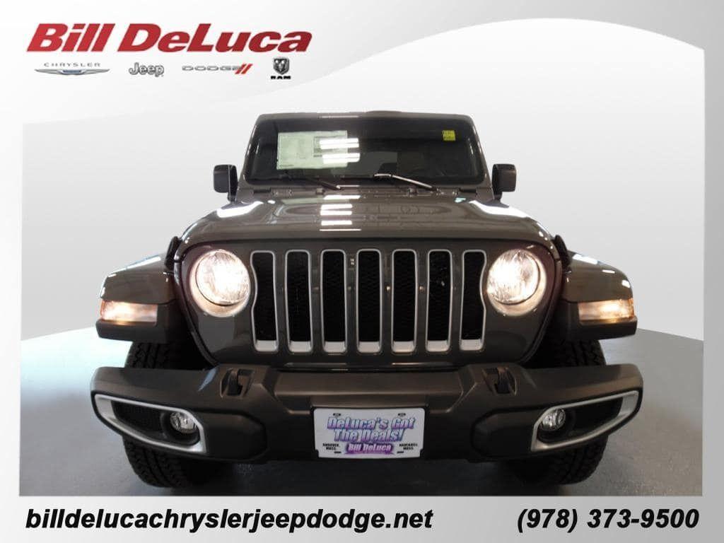 2018 Jeep Wrangler Unlimited Sahara 4x4 - 18033958 - 1