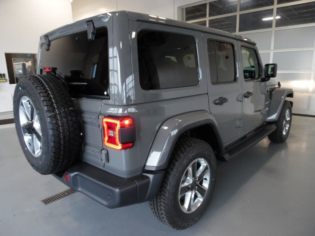 2018 Jeep Wrangler Unlimited Sahara 4x4 - 18033958 - 7