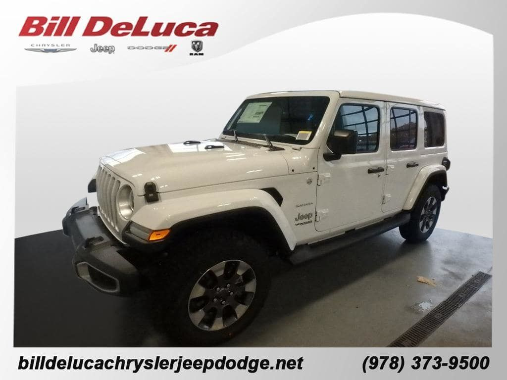 2018 Jeep Wrangler Unlimited Sahara 4x4 - 18705294 - 0