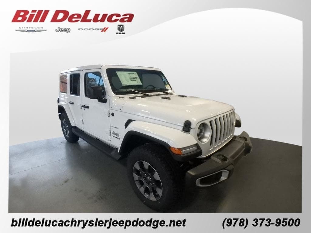 2018 Jeep Wrangler Unlimited Sahara 4x4 - 18705294 - 1