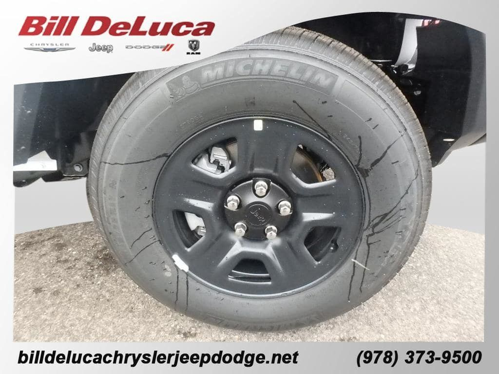 2018 Jeep Wrangler Unlimited Sport 4x4 - 18157024 - 3