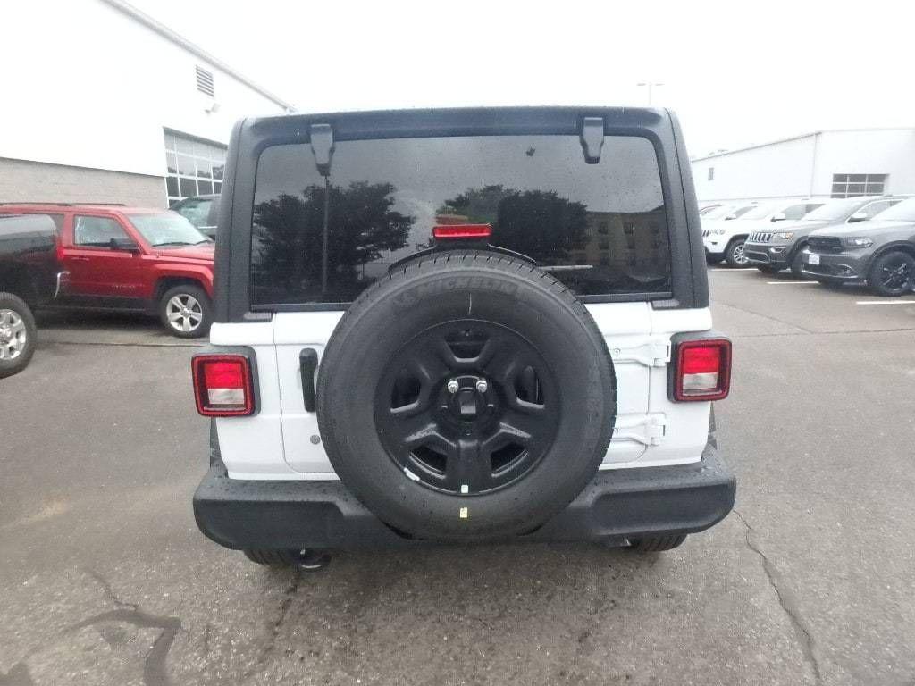 2018 Jeep Wrangler Unlimited Sport 4x4 - 18157024 - 6
