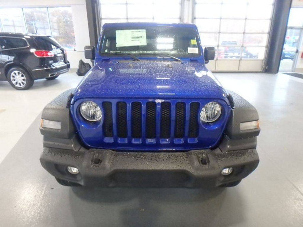 2018 Jeep Wrangler Unlimited Sport S 4x4 - 18131578 - 2