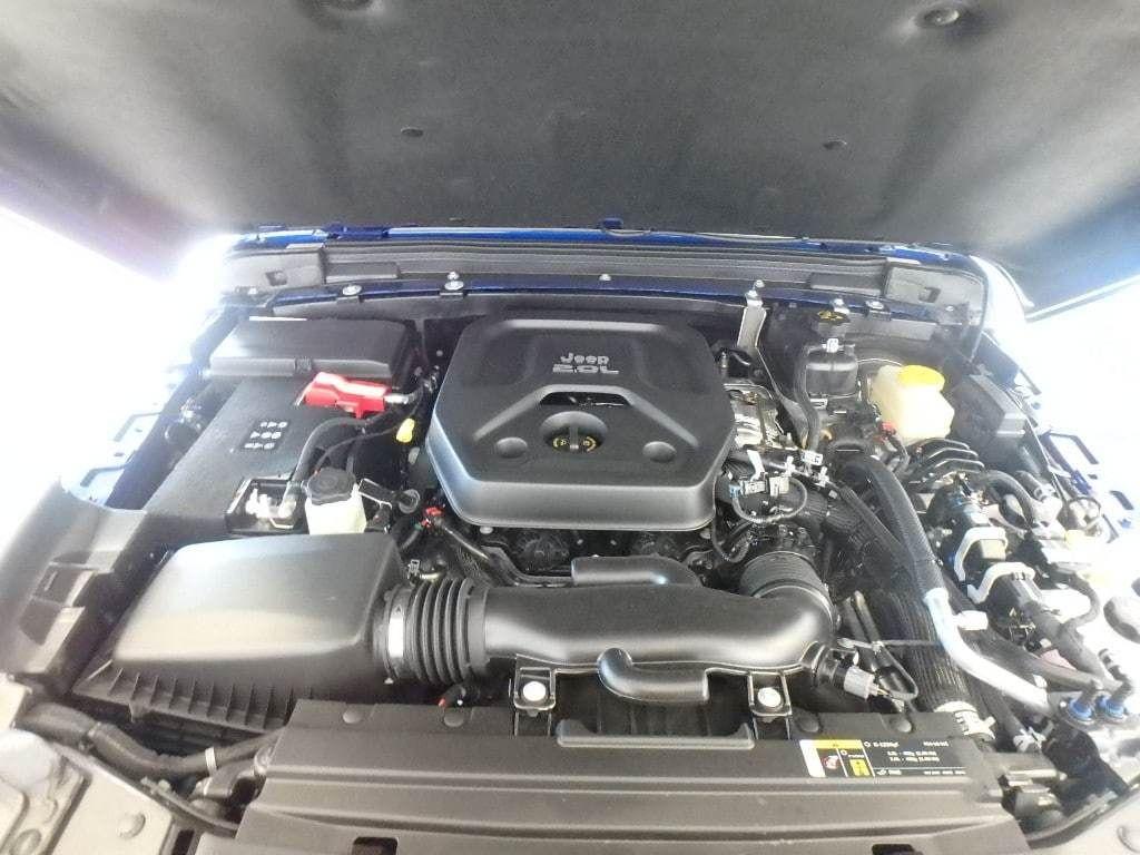 2018 Jeep Wrangler Unlimited Sport S 4x4 - 18374879 - 18