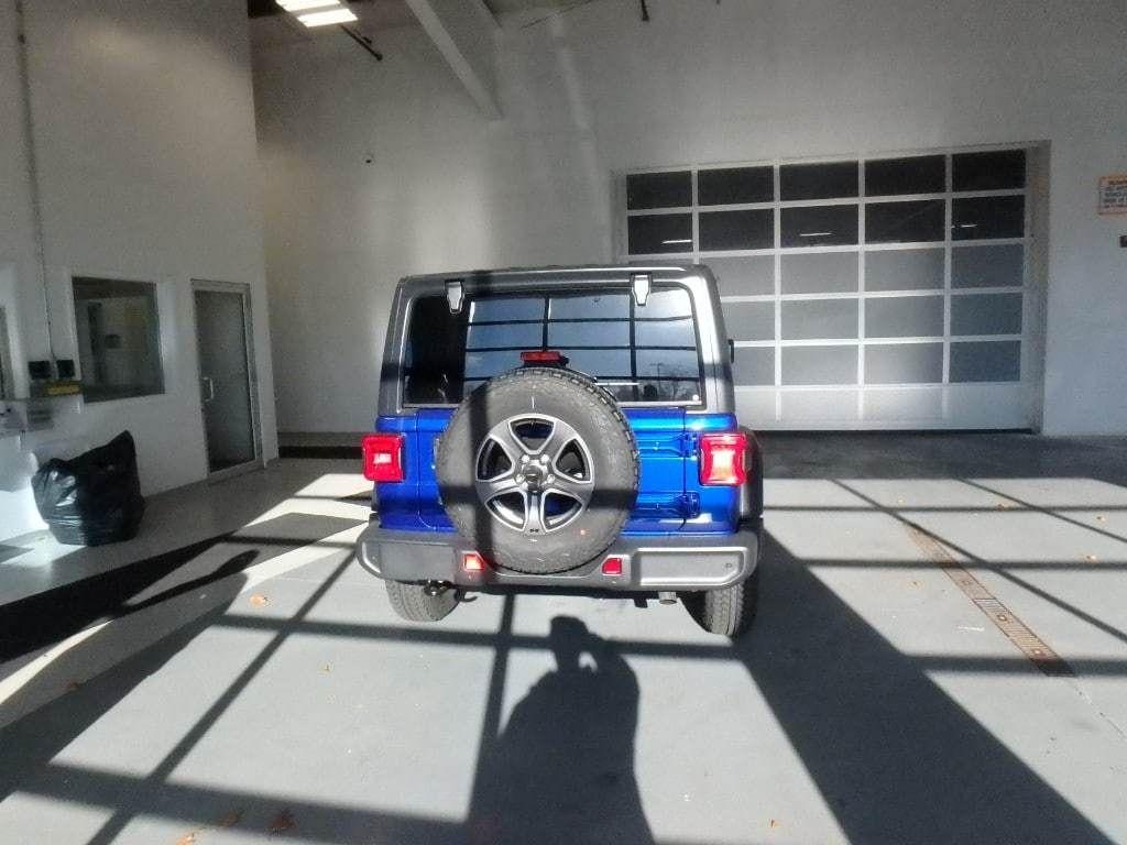 2018 Jeep Wrangler Unlimited Sport S 4x4 - 18374879 - 6