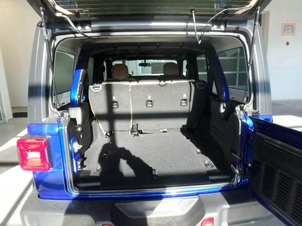 2018 Jeep Wrangler Unlimited Sport S 4x4 - 18374879 - 7