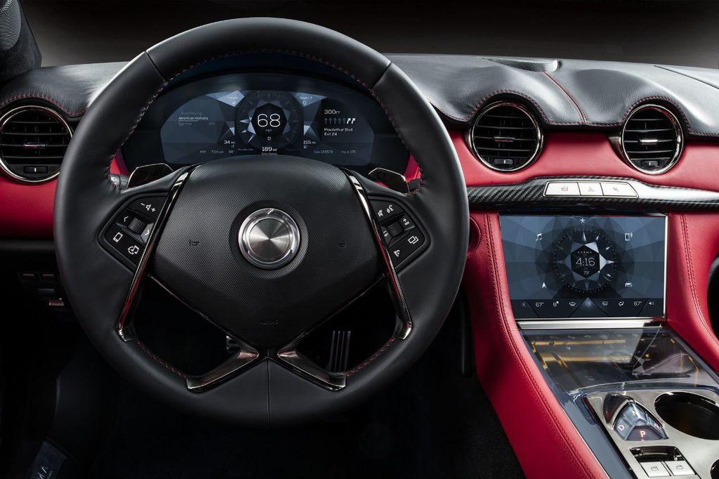 2018 Karma Revero Sedan - 18350566 - 7