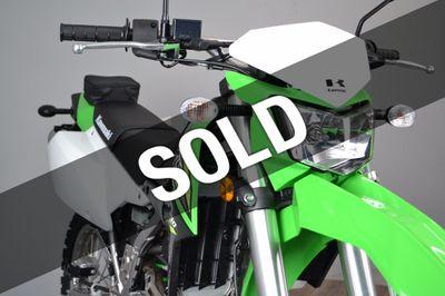 New 2018 Kawasaki KLX250S