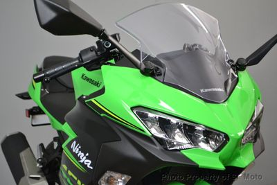 New 2018 Kawasaki Ninja 400 KRT Edition w/ ABS