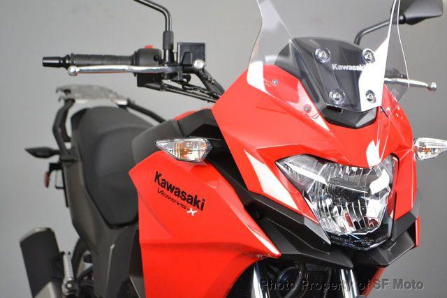 2018 Kawasaki Versys 300 ABS