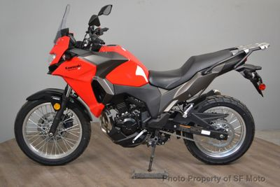 2018 Kawasaki Versys 300 ABS Demos Available - Click to see full-size photo viewer