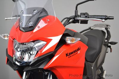 2018 Kawasaki Versys X300 ABS Demos Available - Click to see full-size photo viewer