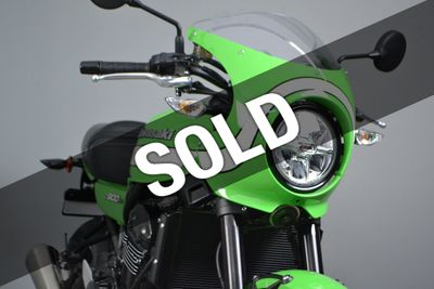 New 2018 Kawasaki Z900RS Cafe Edition In Stock Now!!!