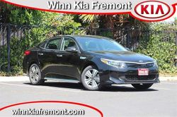 2018 Kia Optima Plug-In Hybrid - KNAGV4LD2J5025733