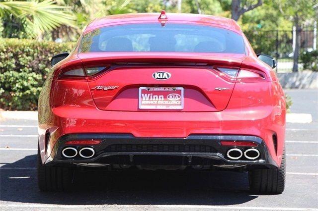 2018 Kia Stinger Gt1 17734383 5