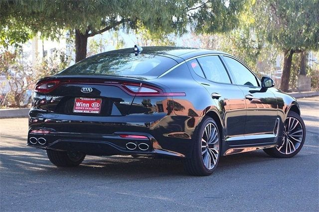 2018 New Kia Stinger Premium At Winn Autos Serving Newark Ca Iid